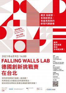 FALLING WALLS LAB 德國創新挑戰賽